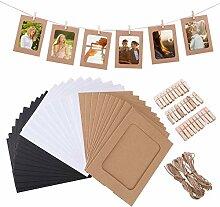 Ducomi Polaroid-Fotorahmen 13 x 10 cm - 30