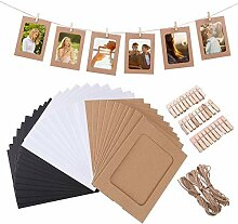 Ducomi Polaroid-Fotorahmen 16 x 11 cm - 30