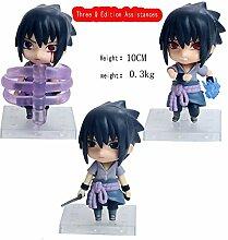 DUDDP Anime-Modelle, Cartoon Spielzeug Naruto Q