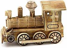 Dudu Holzzug Modellbausatz-3D-Architektonisches