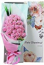DuDuDu Weihnachten Geschenk Rose Blume Seife