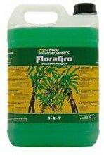 Dünger FloraGro 5Liter–mit Farbanzeige