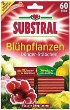 Dünger-Stäbchen für Blühpflanzen - 60 Stück -