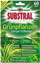 Dünger-Stäbchen für Grünpflanzen - 60 Stück -