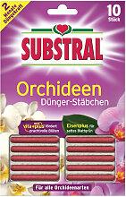Dünger-Stäbchen für Orchideen - 10 Stück -