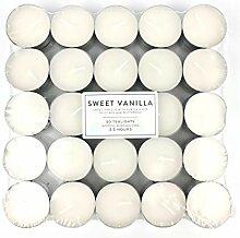 Duft-Teelicht mit süßem Vanilleduft mit dezenten
