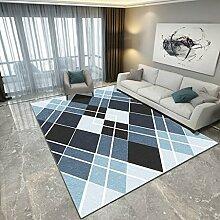 DUHUI Teppich Bodenmatte Anti-Rutsch-einfache