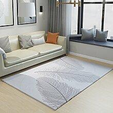 DUHUI Teppich Bodenmatte Anti-Rutsch-Sofa Teppich