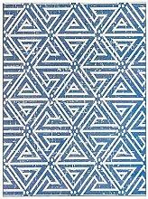 DUHUI Teppich Einfache Licht Farbe Geometrische