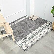 DUHUI Teppich Entry Mat rutschfest haltbar