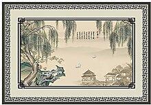 DUHUI Teppich Klassischen Chinesischen Teppiche