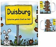 Duisburg - Einfach die geilste Stadt der Welt