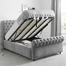 Bett Chesterfield Home Ideen