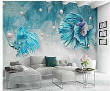 Duleen 3D Wandmalerei Tapete Benutzerdefiniert