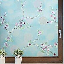 DULPLAY Dekoration 3D Fensterfolie, Aufkleber
