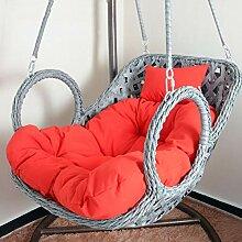 DULPLAY Hängesessel Swing,Für Indoor Outdoor