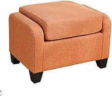 DULPLAY Hölzerne Portable Sofa hocker, Falten