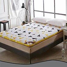 DULPLAY Klappbares Polyester Tatami-matratze