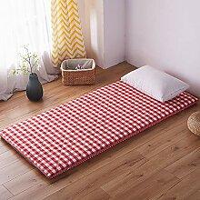 DULPLAY Tatami Matratzenauflage Boden Schlafen pad