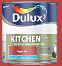 Dulux 12,5Liter 500000Küche Plus matt lack–Pfeffer Ro