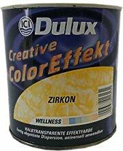 Dulux Creative Color Effekt, Halbtransparente
