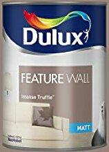 Dulux Matte Farbe für Wände -Intense Truffle