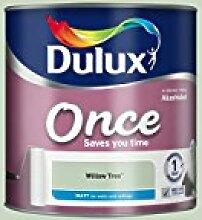 Dulux Once Matt Farbe für Wände, grün