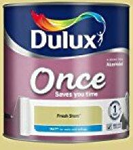 Dulux Once Matt Farbe für Wände, Hellbraun