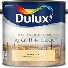 Dulux Reisen in Farbe flach matt sonnigen Tagen Wandfarbe, ma