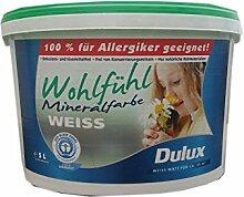 Dulux Wandfarbe Wohlfühl Mineralfarbe 100%