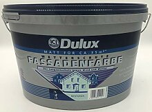 Dulux Wetterschutz Fassadenfarbe Matt 5 Liter für