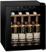 DUNAVOX DX-16.46K Weinkühlschrank, 1 Kühlzone,