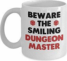 Dungeons and Dragons Mug Hüten Sie sich vor dem