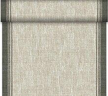 Duni Dunicel Téte-a-Téte Linus Black 0,40 x 24 m