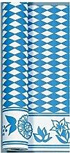 Duni Dunicel Tischdeckenrolle Bayrische Raute 0,90