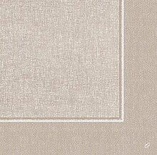 Duni Dunilin-Servietten 1/4 Falz 48 x 48 cm Lina