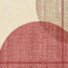 Duni Zelltuch Servietten Gravito 33x33 cm 1/4 Falz