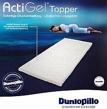 Dunlopillo ActiGel Topper - 90x200
