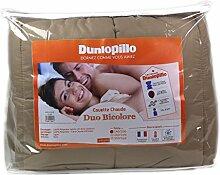 Dunlopillo Bettdecke für Doppelbett, Taupe,