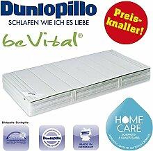 Dunlopillo Formschaum Matratze 100x200cm beVital18
