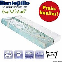 Dunlopillo Formschaum Matratze 80x200cm beVital Fluid multifunktional NP:599EUR