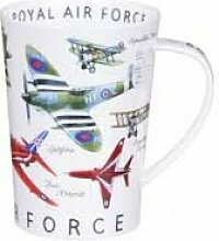 DUNOON Argyll Royal Luftwaffe Tasse