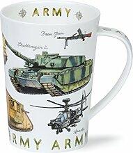 DUNOON Becher Argyll Armee