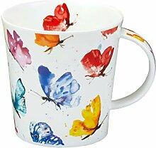 DUNOON Becher Cairngorm Fancy Schmetterling 480ml