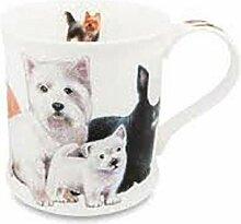 Dunoon Becher Dogs & Puppies