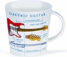 DUNOON Becher Gitarre