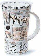 DUNOON Becher Glencoe Music