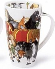 Dunoon Becher Henley Hoofers Horse
