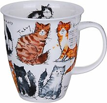 Dunoon Becher Nevis Messy Cats