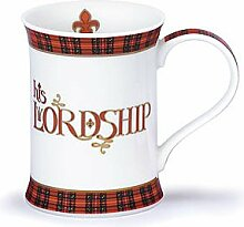 "DUNOON Becher Tasse Cotswold Motiv ""His"